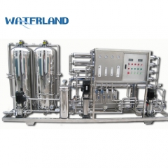 250LPH-12000LPH Integrated Stainless Steel Drinking Water Purification Systems