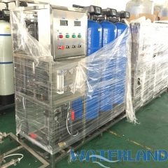 250LPH-3000LPH Standard Brackish Water Purification Systems