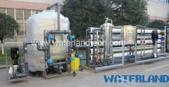 3000LPH+ Brackish Water Purification Systems