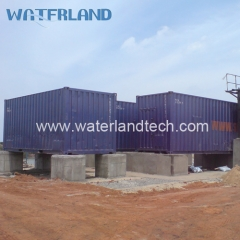 Containerized Brackish Water Purification Systems