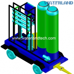 Movable Water Purification Systems