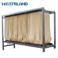 Re-enforced Hollow Fiber Curtain MBR Membranes