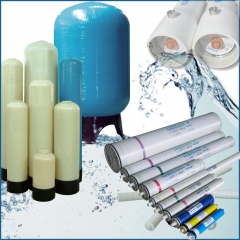 Water Treatment Equipments and Spare Parts